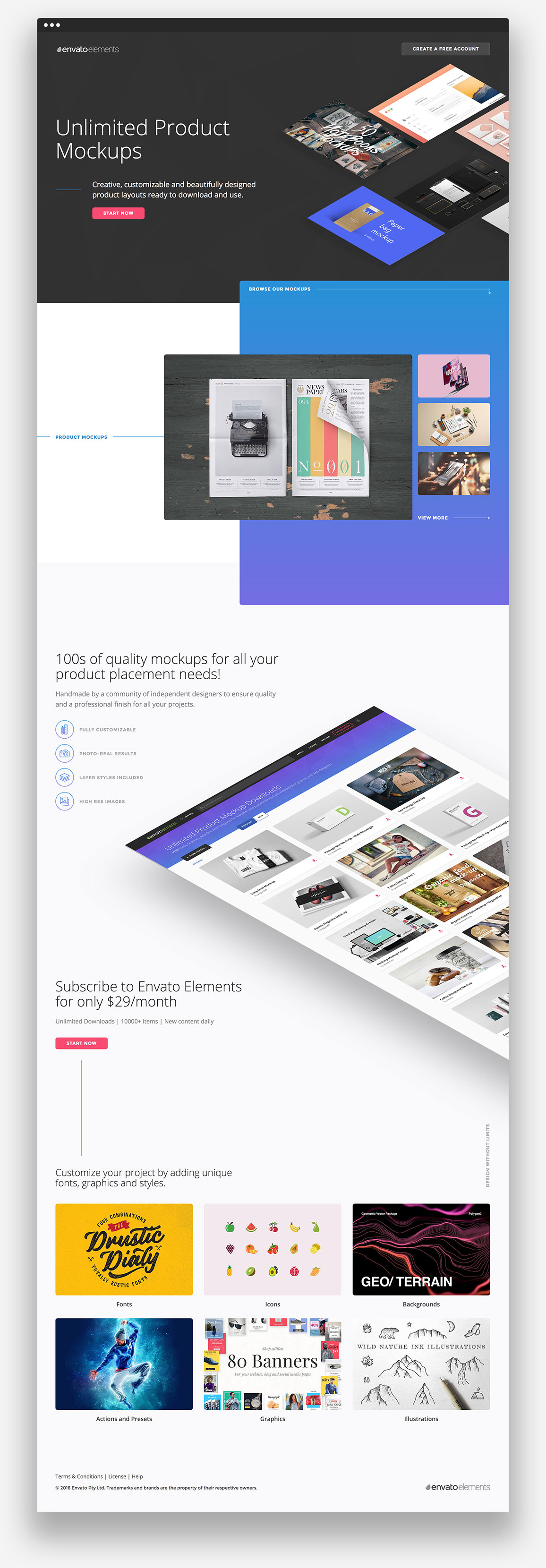 Envato-Elements-Landing-Page-browser